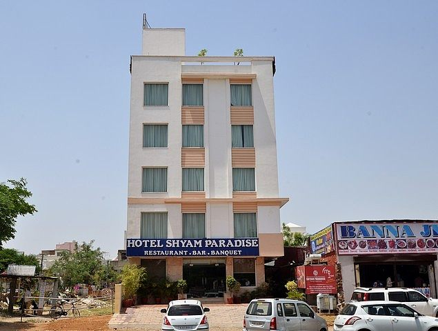 Hotel Shyam Paradise by Tricolor
