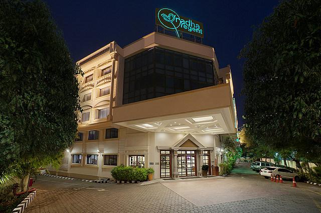 Radha Regent-A Sarovar Hotel