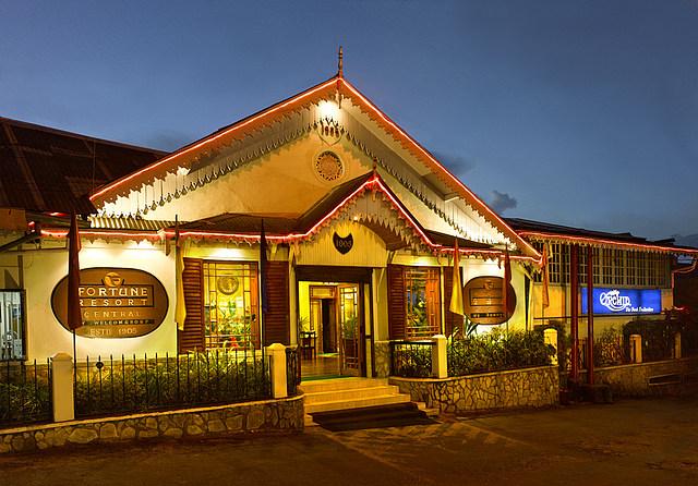 Central Heritage Resort & Spa Darjeeling