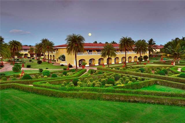 The Lalit Golf & Spa Resort