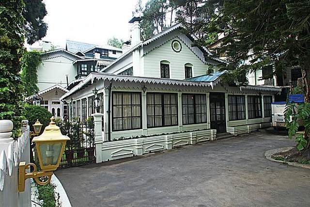 The Elgin Darjeeling