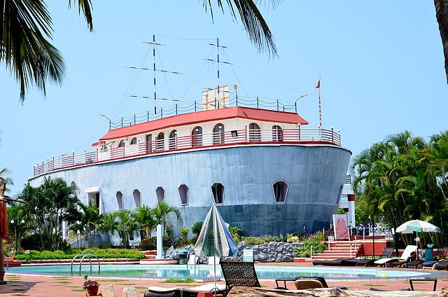 The Byke Old Anchor Beach Resort