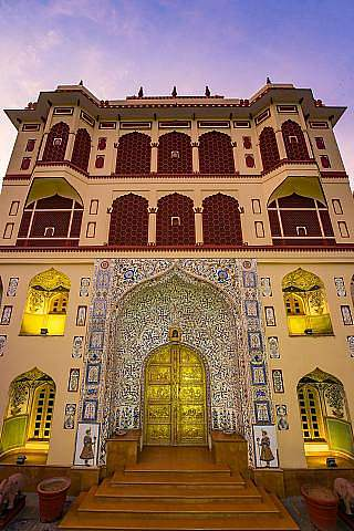 Umaid Mahal A Heritage style Boutique Hotel