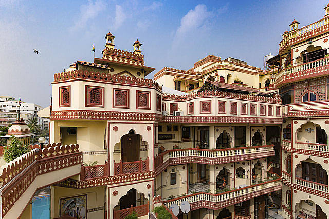Umaid Bhawan A Heritage Style Boutique Hotel