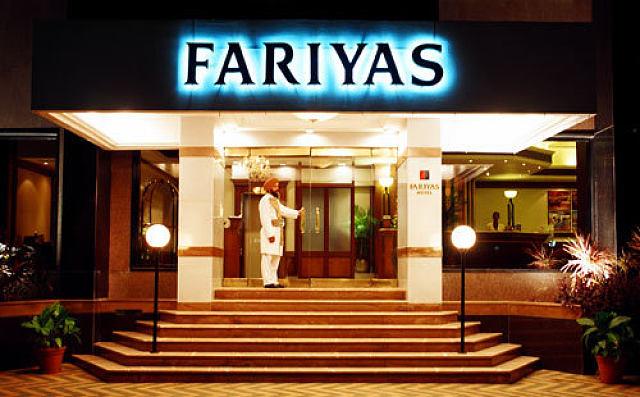 Fariyas Hotel Mumbai Colaba