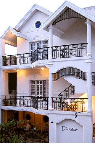 D'Habitat Serviced Apartments
