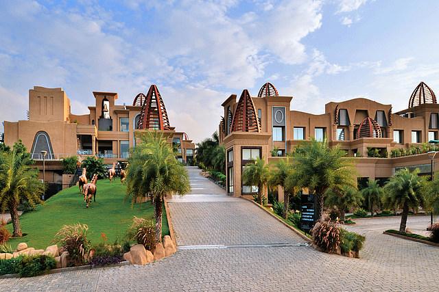 The Corinthians Resort and Club