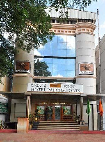 Hotel Pai Comforts-JP Nagar