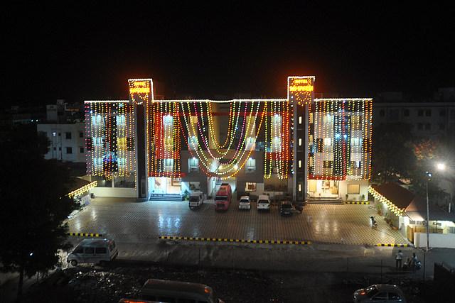Saishri Hotel