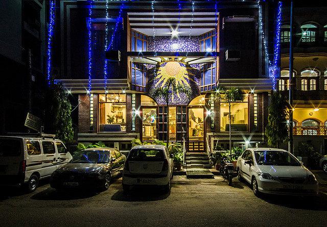The Suncourt Hotel Yatri