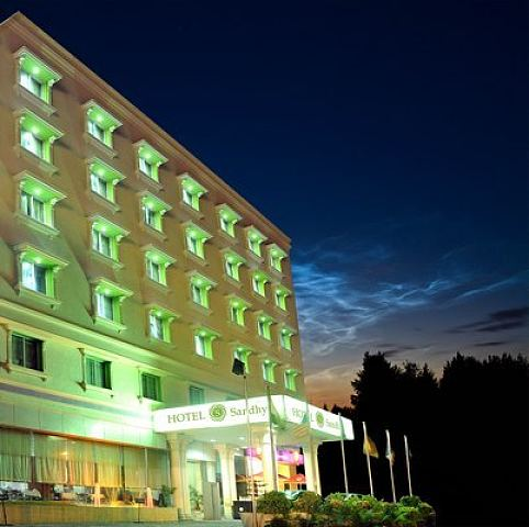 The Cent Hotel (Sandhya Hotel)