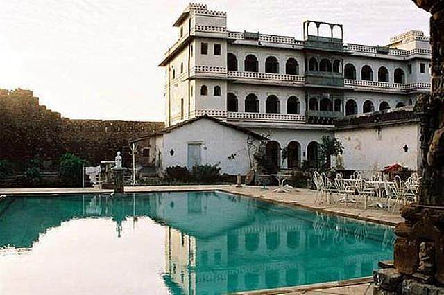 Castle Bijaipur Hotels(35 Km from Chittorgarh)
