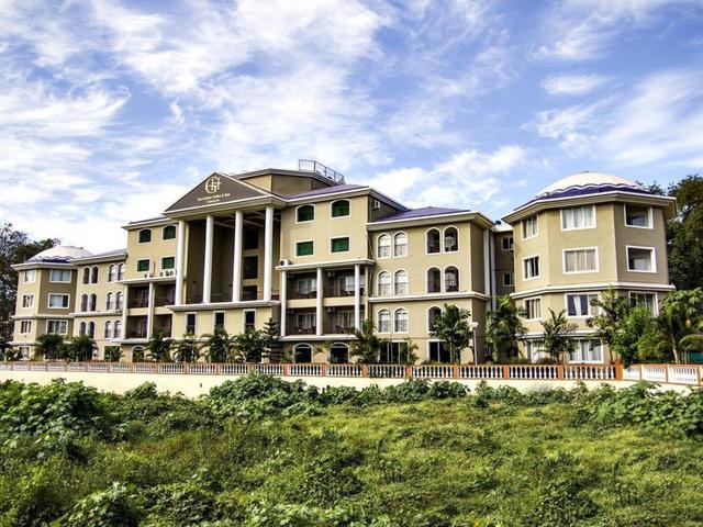 The Golden Suites & Spa,Calangute