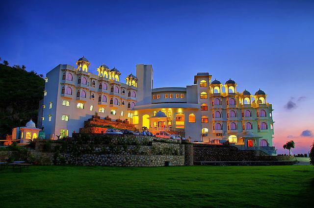 Bhairavgarh Resort and Spa