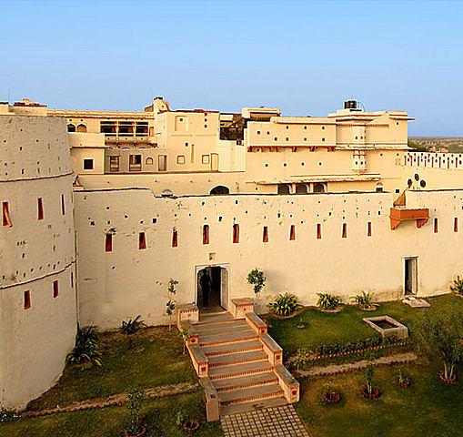 Pachewar Garh Fort
