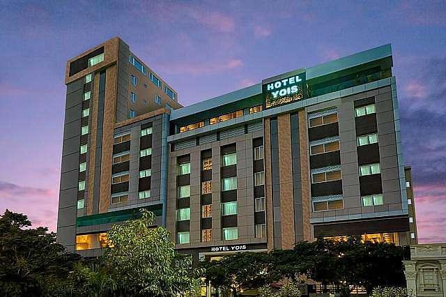 Hotel YOIS By Saagasa