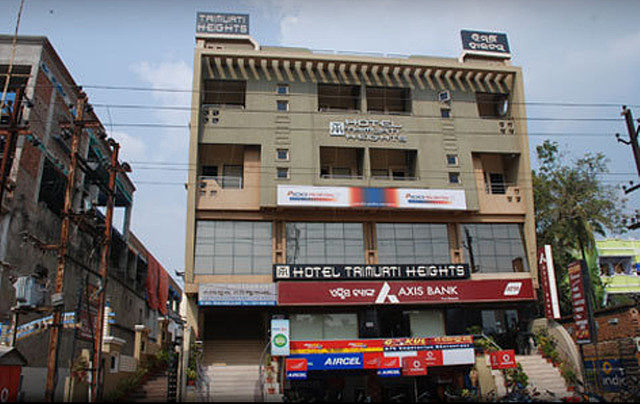 Hotel Trimurti Heights