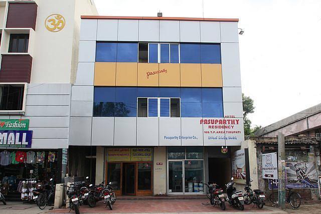 Hotel Pasuparthy Residency