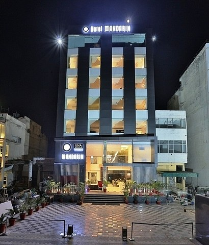 Hotel Mandarin Zirakpur