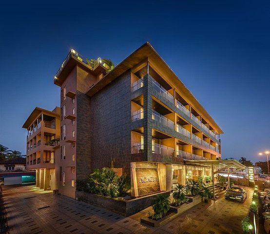 The Acacia Hotel & Spa Goa