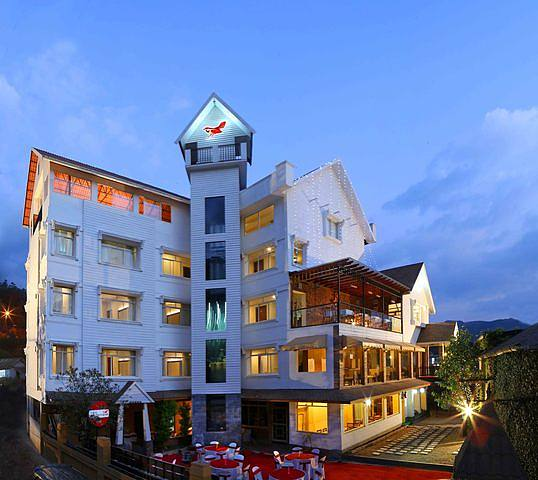 Red Sparrow Hotels And Resorts