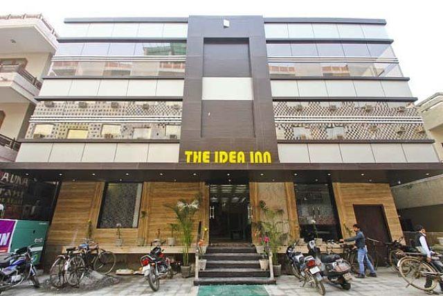 Hotel The Idea Inn