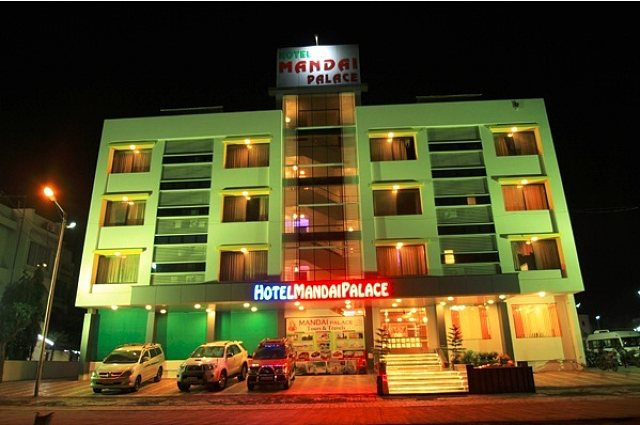 Hotel Mandai Palace