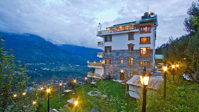 Vivaan Sunrise Resort