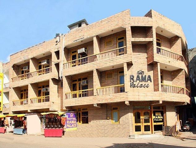 Hotel Rama Palace