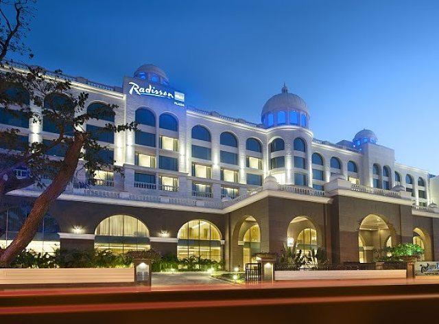 Radisson Blu Plaza Mysore