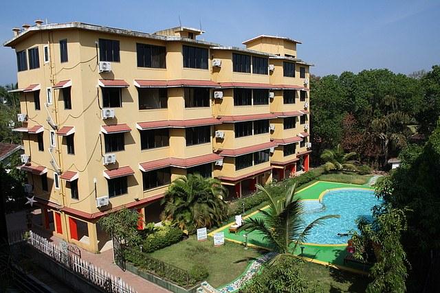 Yo Yo Goa The Apartment Hotel