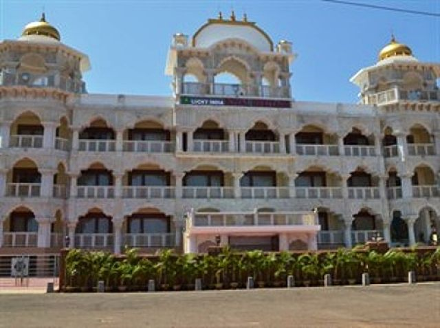 Hotel Lucky India Royal Heritage