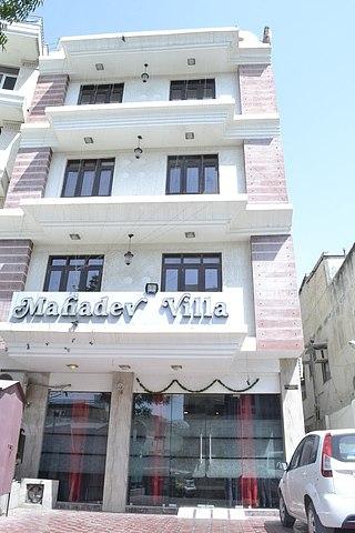Mahadev Villa