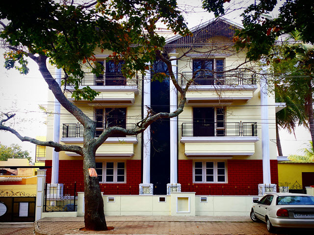 Varsha Enclave - White House