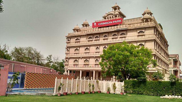Crimson Park - The Heritage, Jal Mahal