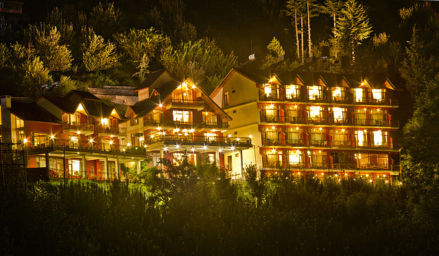 The Holiday Resorts, Cottages & Spa