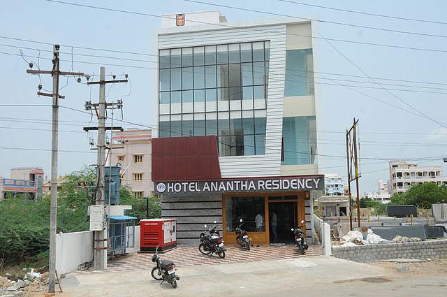 Hotel Anantha Residency