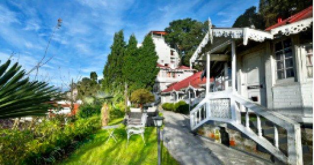 Summit Swiss Heritage Hotel & Spa, Darjeeling