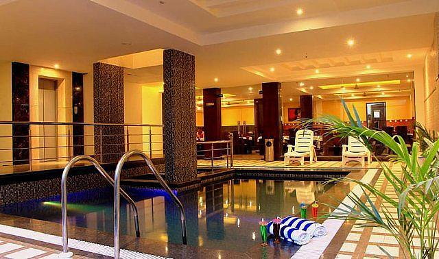 Hotel Taj Villa Agra