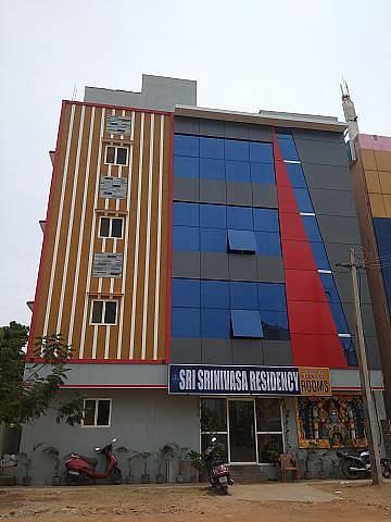 i-ROOMZ Sri Srinivasa Residency Tirupati