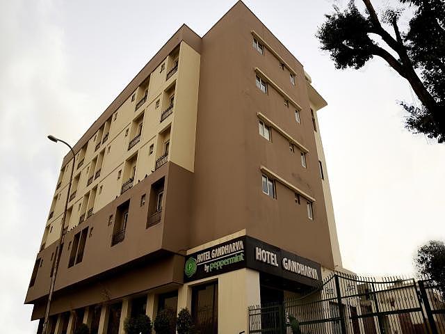 Hotel Gandharva - A Green Hotel