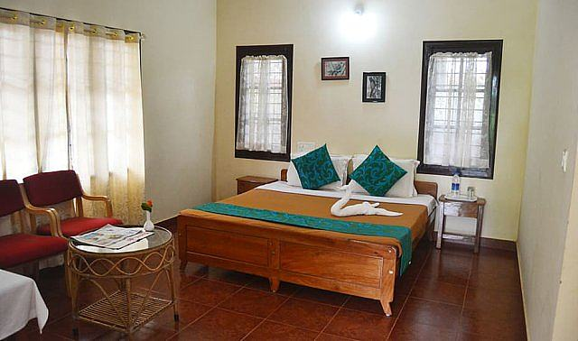 Leisure Vacations Three Rivers Resort, Coorg