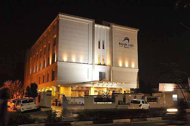 Royale Lalit Hotel
