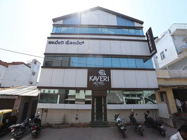 Hotel Kaveri Bed & Breakfast