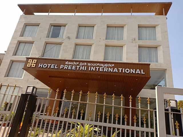Hotel Preethi International