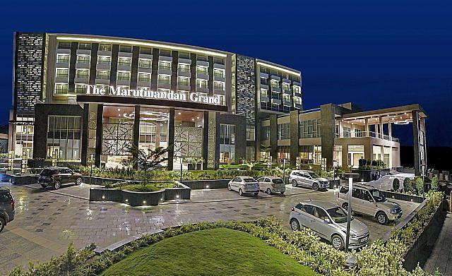 The Marutinandan Grand