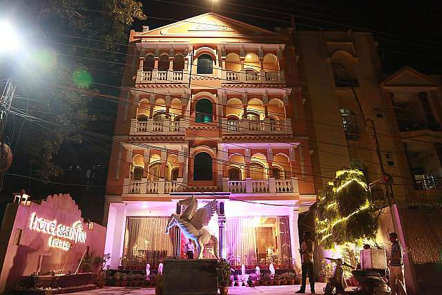 Hotel Sarin Inn Heritage