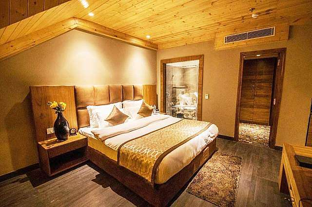 Coral Resort and Spa, Centrally Heated Mountain Side Resort, Manali