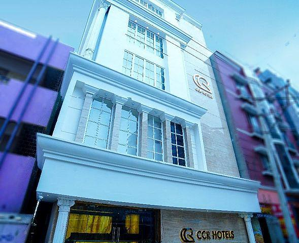 CCR Hotels
