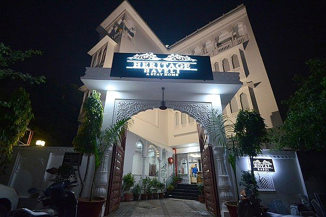 Heritage Haveli - A Stay Home